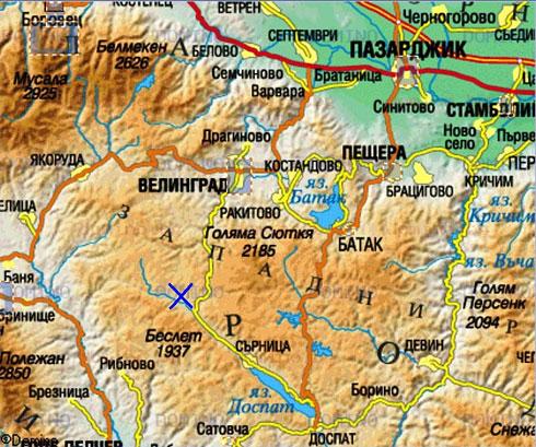 Bolgariya Rodopy Avgust 2012 Kart Inka Livejournal